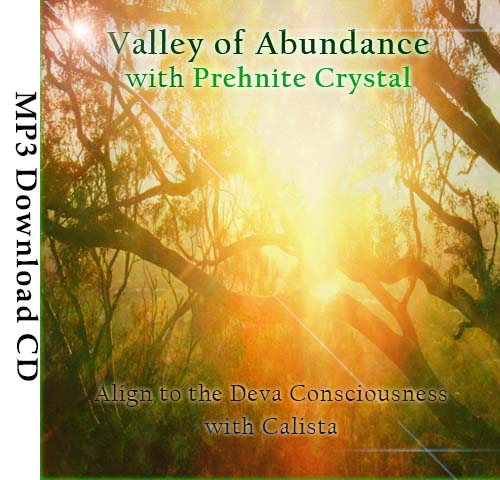 MP3 prehnite attunement