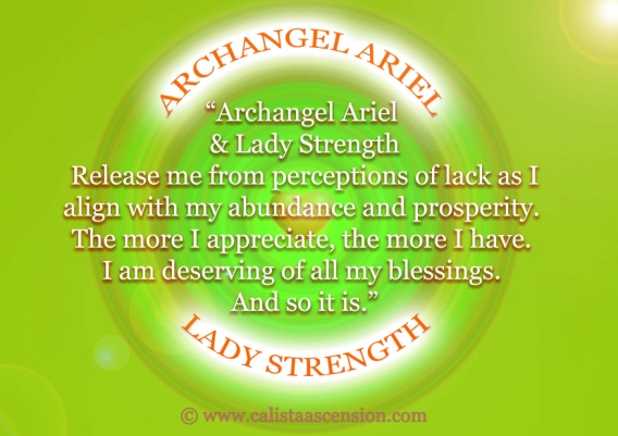 Daily Affirmations - Calista Ascension